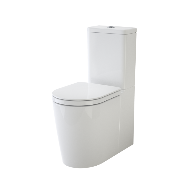 Caroma Liano Clean Flush Easy Height